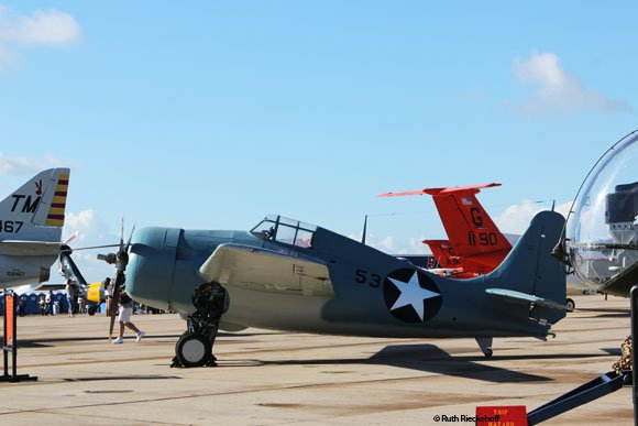 Miramar Air Show 2012, San Diego, California