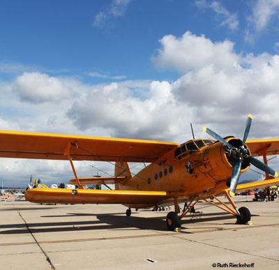 Miramar Air Show in San Diego