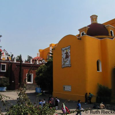 Paseo de San Francisco: Where Old and New Puebla Meet