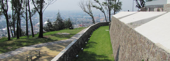 Guadalupe Fort: Location of the Battle of Puebla