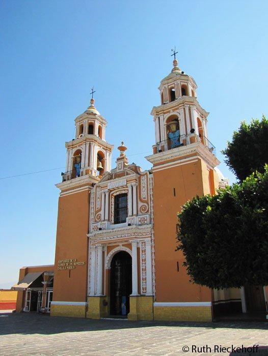 Nuestra Señora de los Remedios Church
