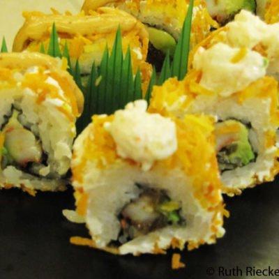 Eating Sushi in Oaxaca: Not a Good Idea
