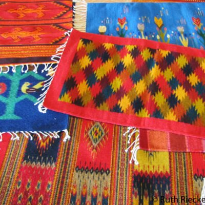 Teotitlan del Valle: Surrounded by Rugs and Textiles