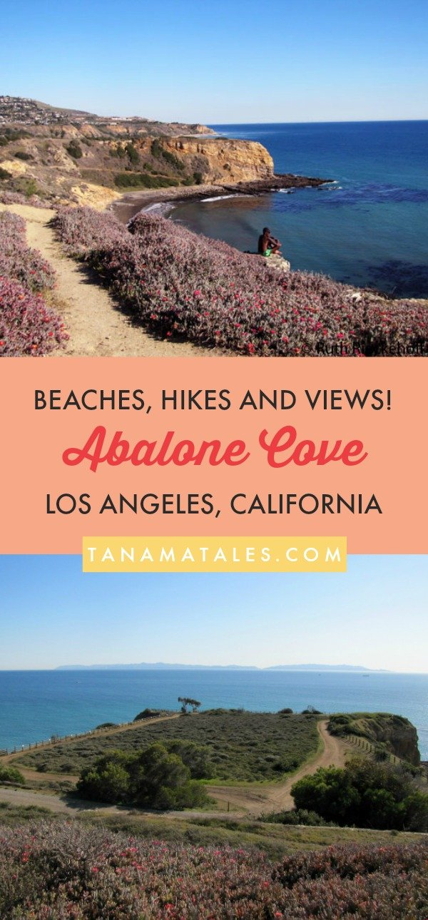 Things to do in #LosAngeles, Califonia – Travel tips and vacation ideas – Abalone Cove Shoreline Park is a 64-acre reserve containing important natural marine resources located in the Palos Verdes Peninsula. The reserve features two beaches, tide pools, beautiful bluff-top viewing areas, and paths snaking around the arid terrain. Come and check this gem in the Los Angeles Area! #beach #SouthernCalifornia #LA