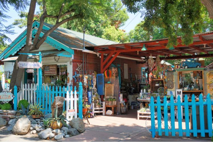 Las Catrinas Shop, Los Rios, San Juan Capistrano