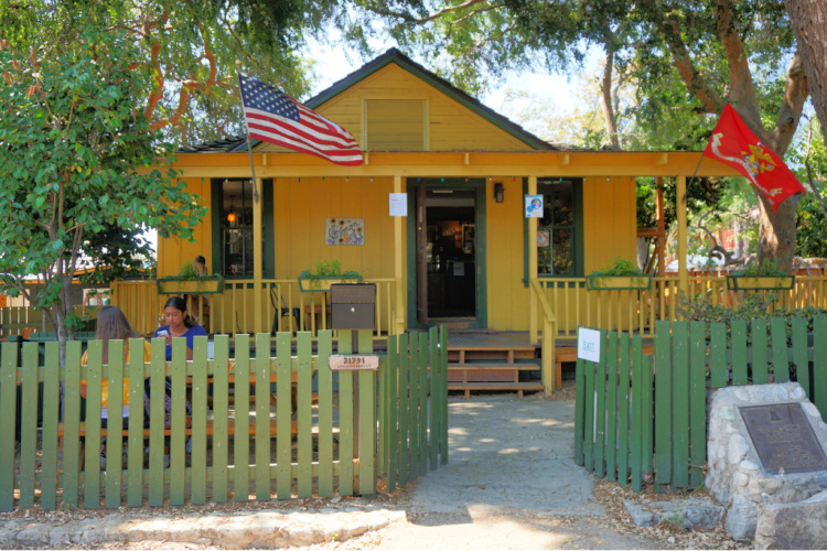 Los Rios Historic District, San Juan Capistrano, California