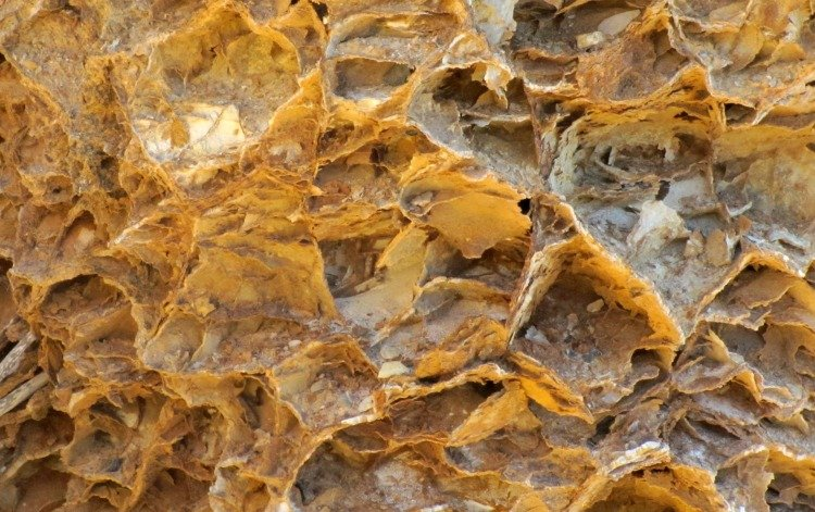 Texture, Pelican Cove, Rancho Palos Verdes, California