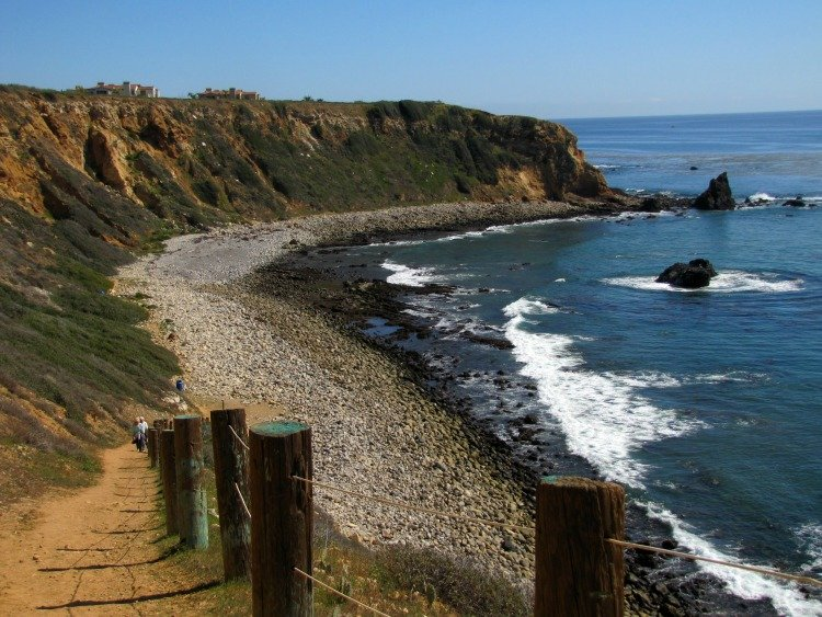 Trail to Pelican Cove, Rancho Palos Verdes, California