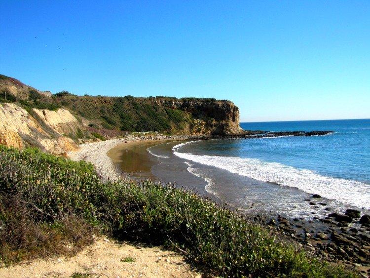 Abalone Cove Shoreline Park, Palos Verdes Peninsula, Los Angeles California