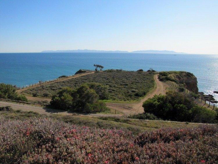 Portuguese Point at Abalone Cove Shoreline Park, Palos Verdes Peninsula, Los Angeles California