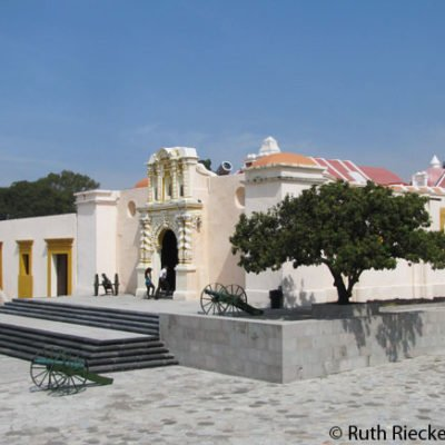 Loreto Fort: History Packed in a Small Place