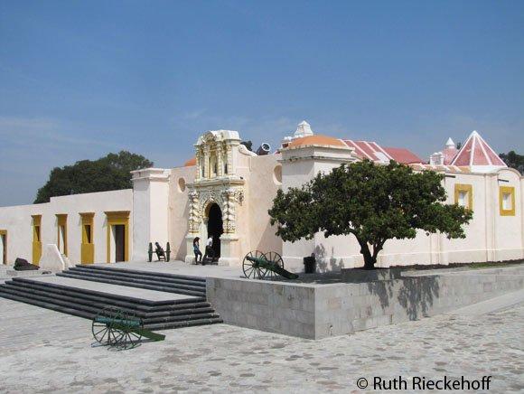 Loreto Fort, Puebla, Mexico