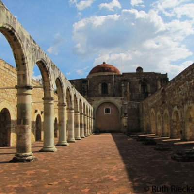 Cuilapam Convent: Beauty Worth Visiting