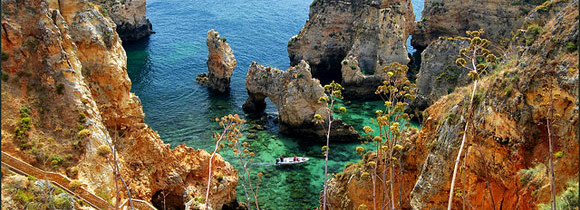 Discovery of the Week: Lagos' Beaches, Portugal