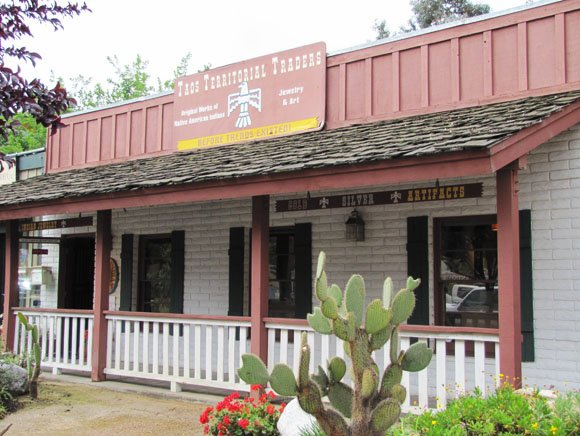 Artisanal Store, Old Town Temecula, California