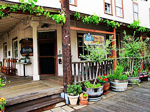 Olive Oil Company, Old Town Temecula, California