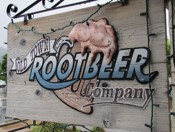 Old Town Rootbeer Company, Temecula, California