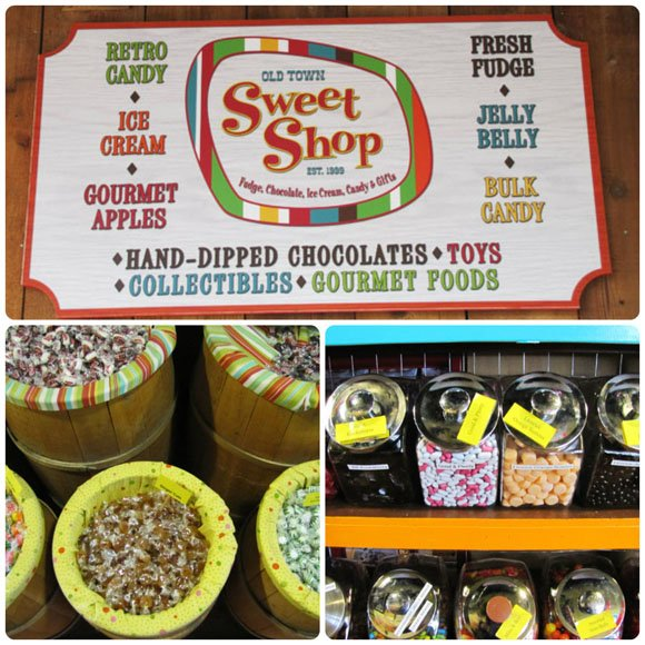 Old Town Sweet Shop, Temecula, California