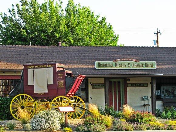 Santa Ynez, Santa Barbara County, California