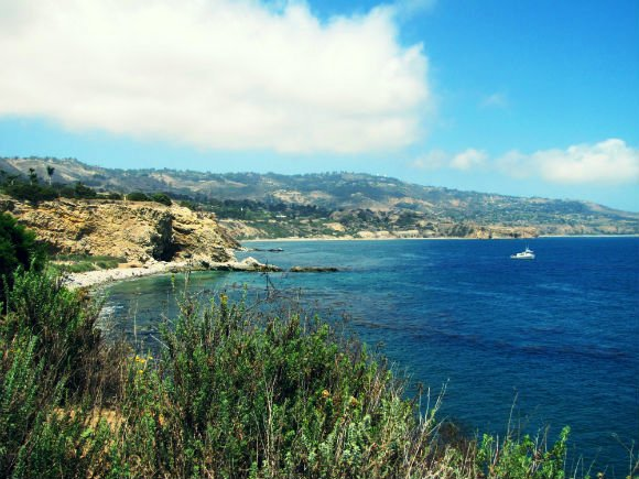 Terranea Cove (other coves seen in the distance), Palos Verdes, California