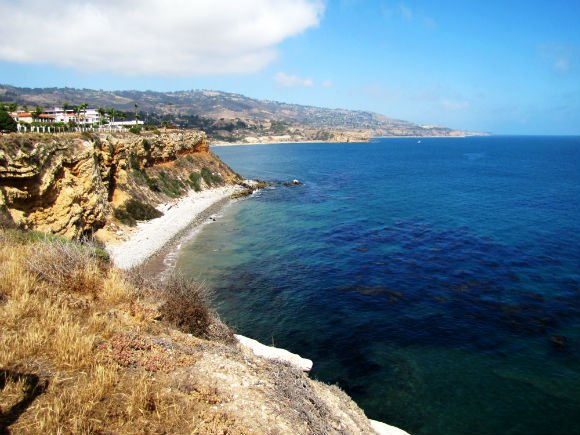 Cove to the north of Abalone Cove, Palos Verdes, California