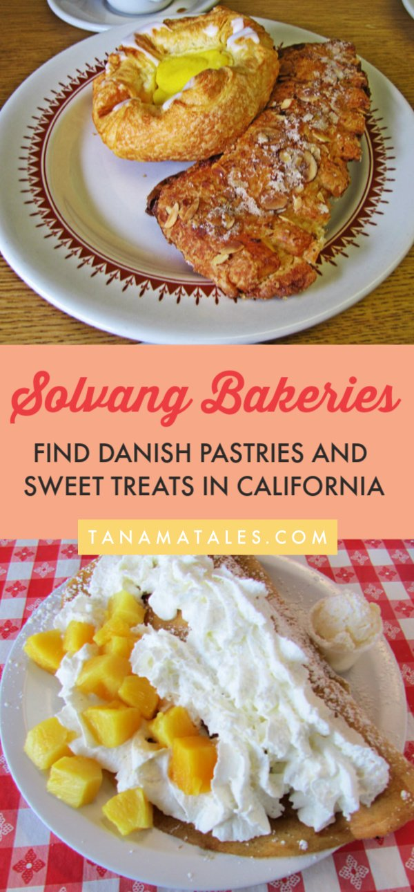 Things to do in #Solvang and the Santa Ynez Valley – Travel tips and vacation ideas - Solvang, is full of authentic Danish bakeries.  In the small village, it is possible to enjoy flaky pastries, butter shortbread, kringles, marzipan, almond rings and bread. This article discusses where to get all the scrumptious, sweet stuff in Solvang! #SantaBarbara #California