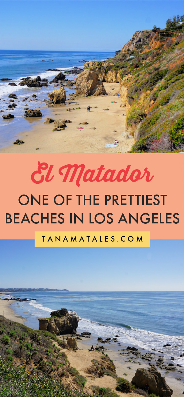 El Matador State Beach is probably Los Angeles' most beautiful beach! If you are looking for things to do in Los Angeles, Santa Monica, or Malibu, you need to check out this beach.  You can stop by to relax, bathe in the ocean or walk to other beaches.  People also visit for photoshoots (engagement, wedding, birthdays).  Whatever your reason, you will love this place.