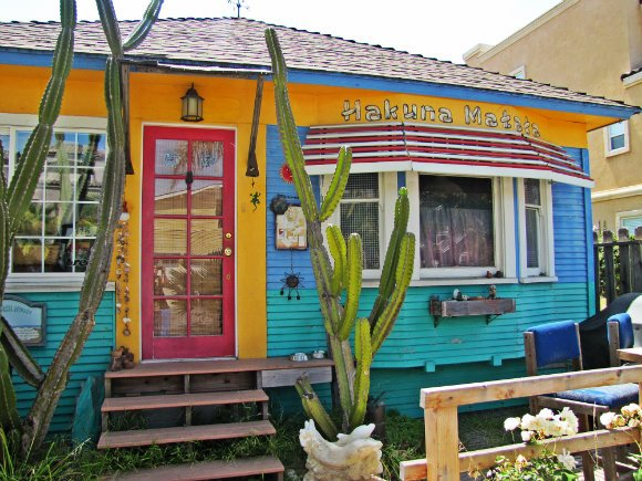 Beach Shack, Huntington Beach, California