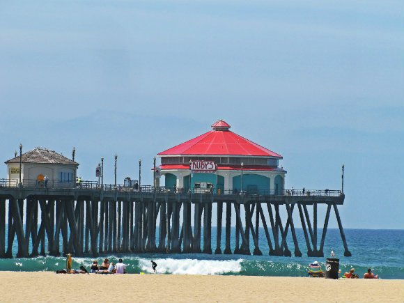 The Pier, Huntington Beach, California