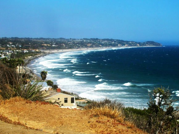 Malibu Coastline, Malibu, California