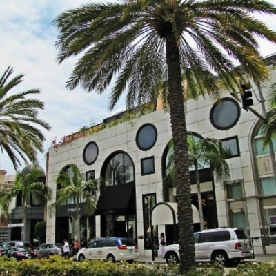 Walking Around Rodeo Drive