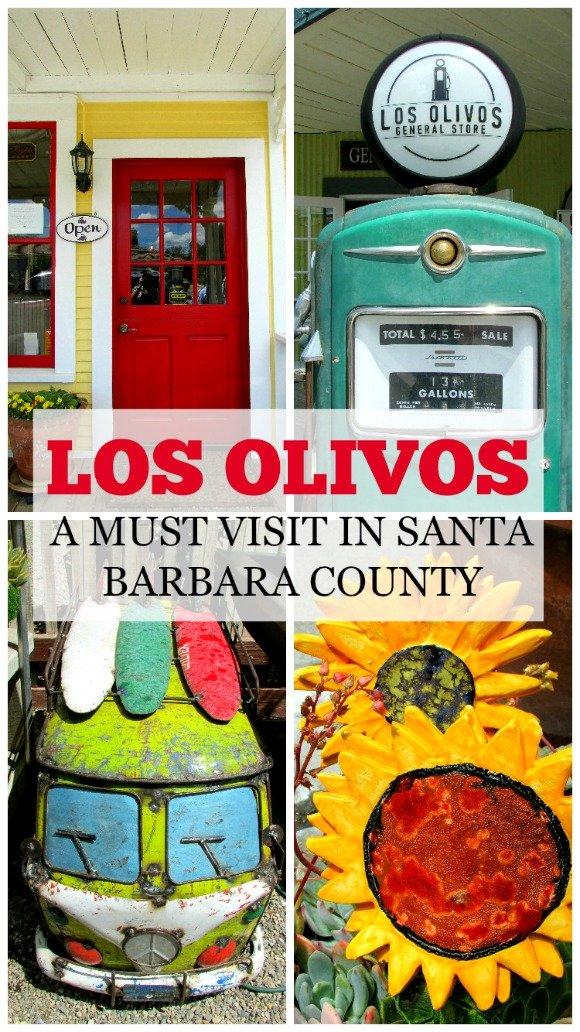 Los Olivos, Santa Barbara, Santa Ynez Valley