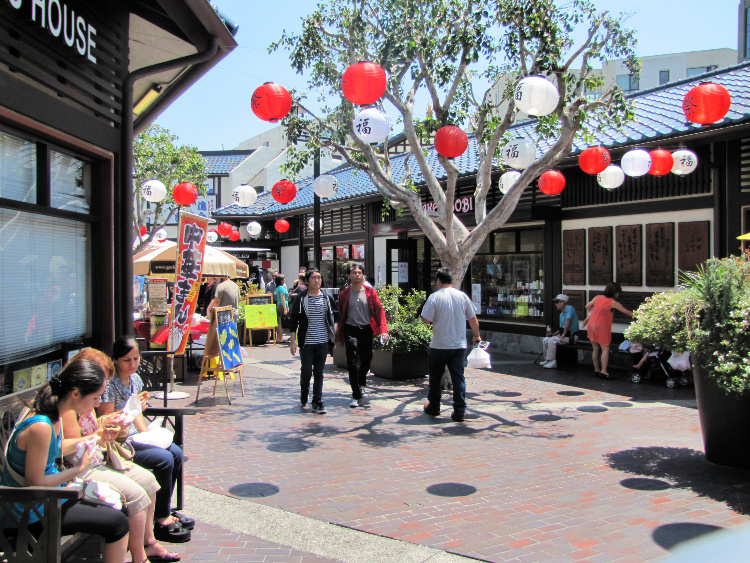 Japanese Village Plaza, Things to Do in Little Tokyo, Los Angeles, California