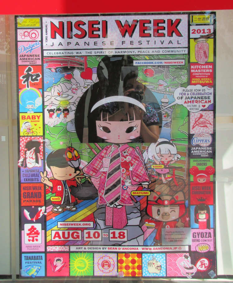 Nisei Week, Things to Do in Little Tokyo, Los Angeles, California