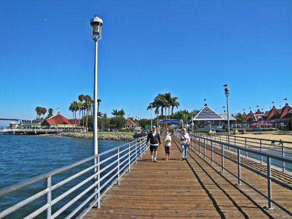 Coronado, Ferry landing, Pier, San Diego