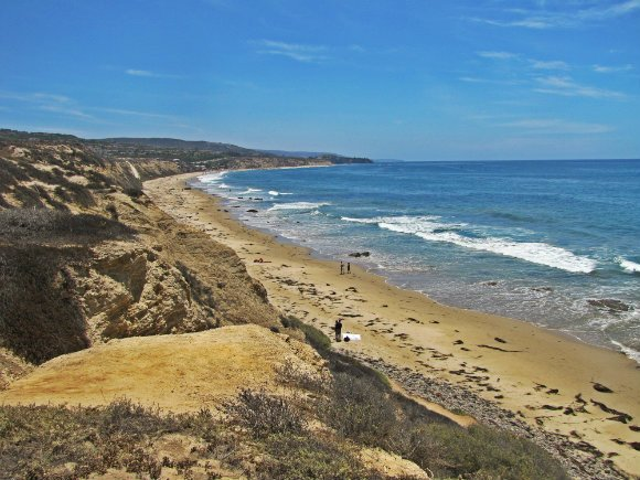 Crystal Cove, Crystal Cove State Park, Laguna Beach, California