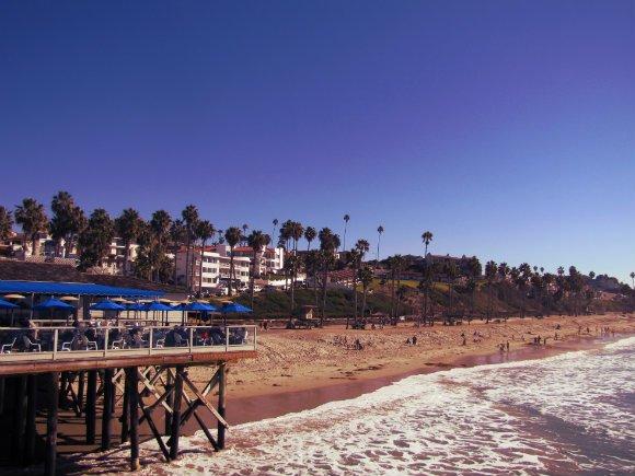 San Clement Pier, San Clemente, California
