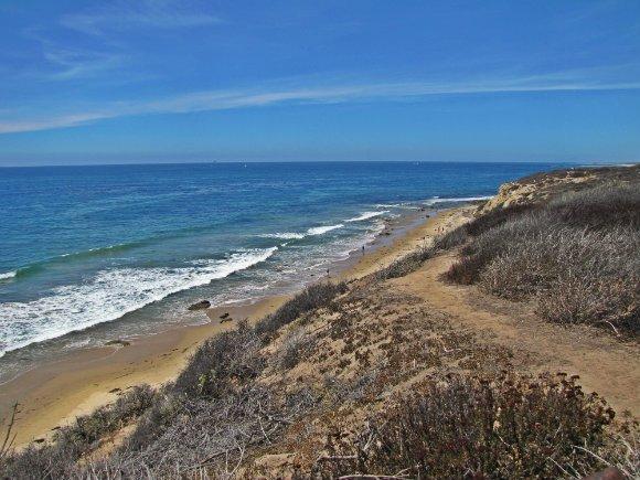Treasure Cove, Crystal Cove State Park, Laguna Beach, California