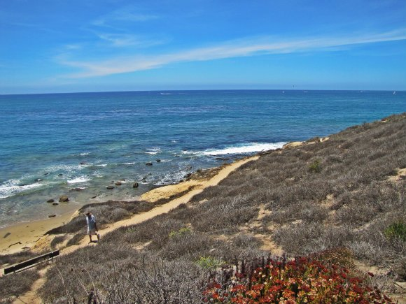 Treasure Cove, Crystal Cove State Park, Laguna Beach, California