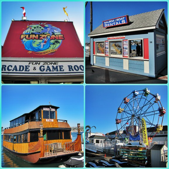 Balboa Funzone, Newport Beach, California