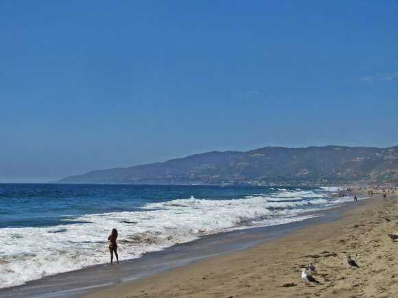Westward Beach, Malibu, California