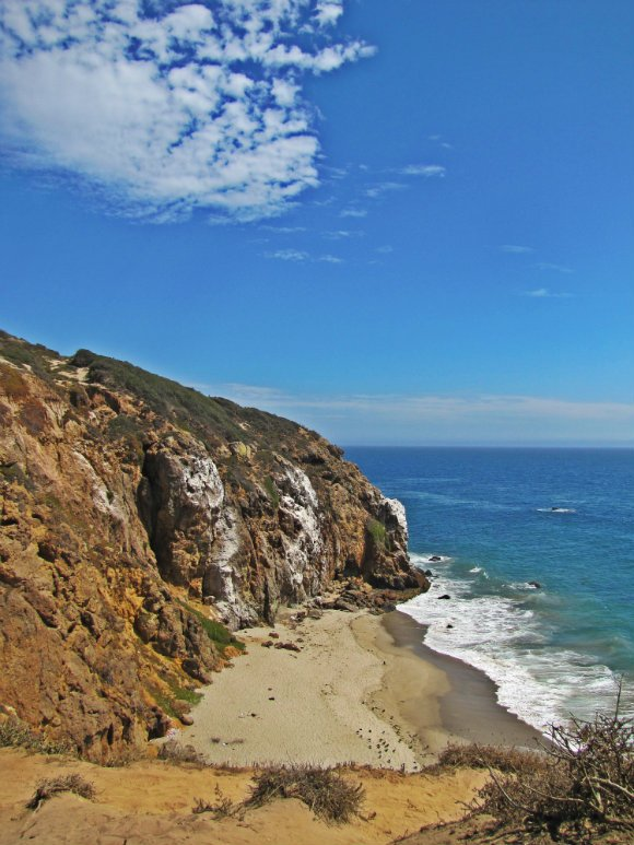 Pirate's Cove, Malibu, California