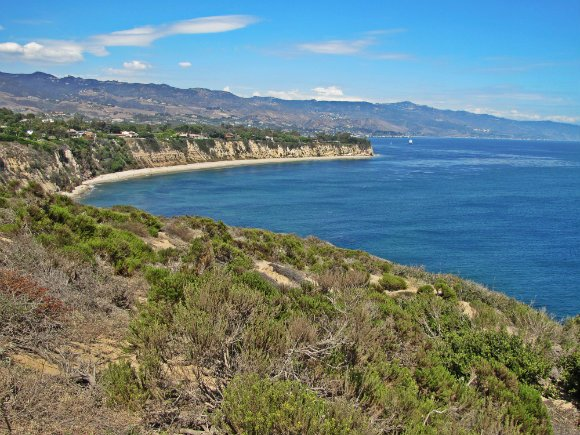 Dume Cove,, Malibu, California