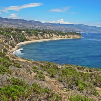 Point Dume State Beach and Reserve in Malibu