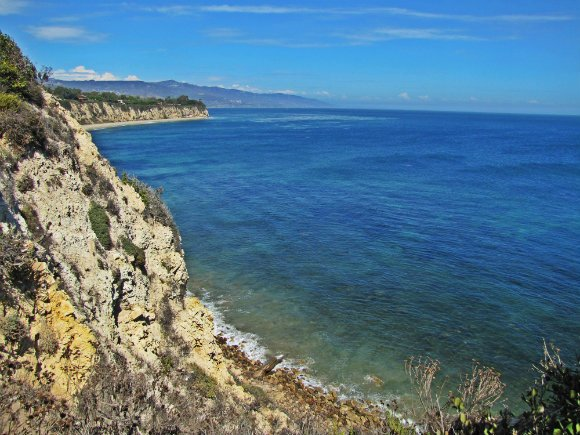 Dume Cove, Malibu, California