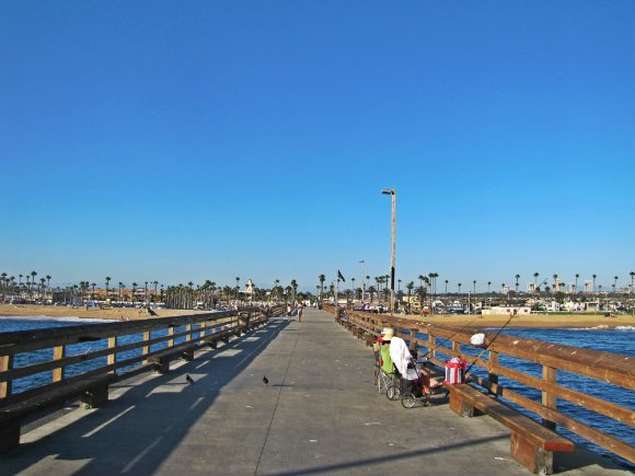 Balboa Pier, Newport Beach, California