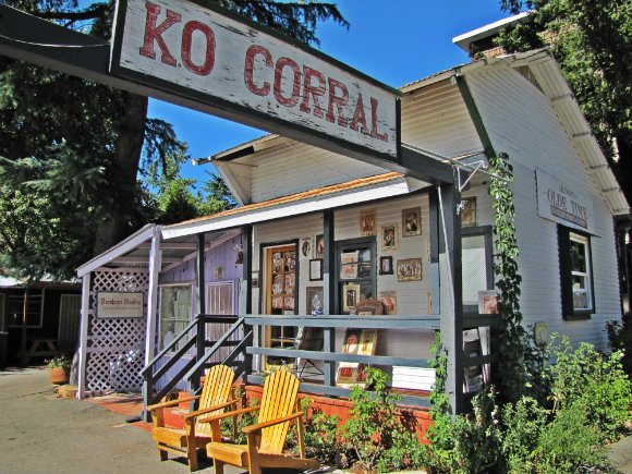 KO Corral,  Julian, California