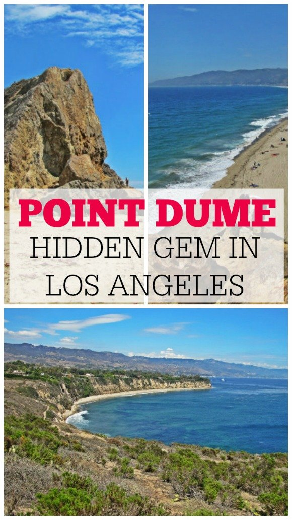 Point Dume Beach and Reserve is one of the best kept secrets of Los Angeles.  Find this amazing spot to the south of Zuma Beach, at the end of Westward Beach