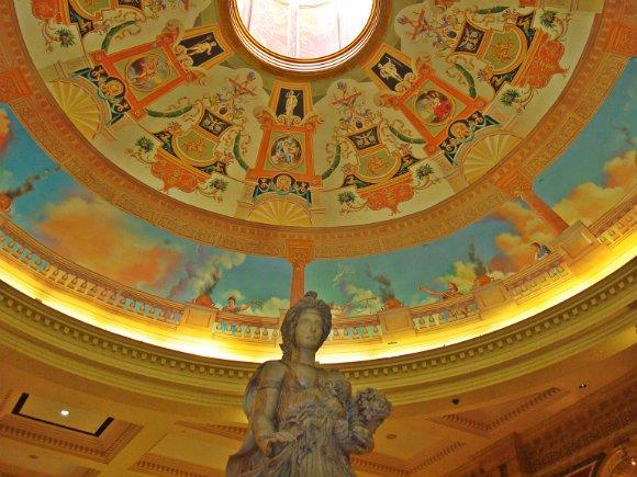 Caesars Palace  Interior, Las Vega, Nevada