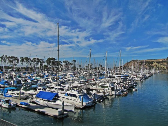 Marina, Dana Point, California